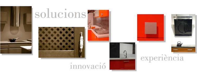 Cuines i armaris de disseny mobles de cuina joan bertran for Muebles joan i mari igualada
